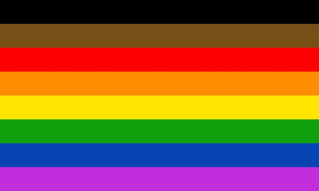 Intersection Pride Flag